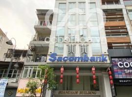 TÒA NHÀ HOÀNG SÂM BUILDING