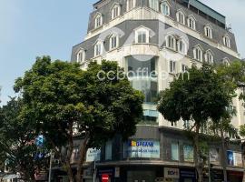 TOÀ NHÀ NAFORIMEX BUILDING